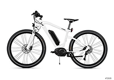 "BMW Genuine Cruise e-Bike Bicycle Cycle NBG III 28"" Wheel White M 80912412318"