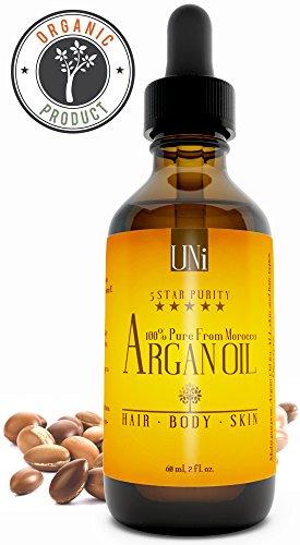 Premium Argan ★ 100% Organic Pure Moroccan