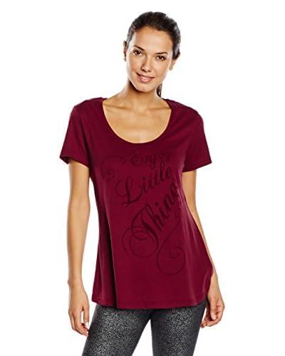 Dimensione Danza T-Shirt Manica Corta [Bordeaux]