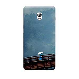iCover Premium Printed Mobile Back Case Cover With Full protection For Lenovo Vibe P1 (Designer Case)