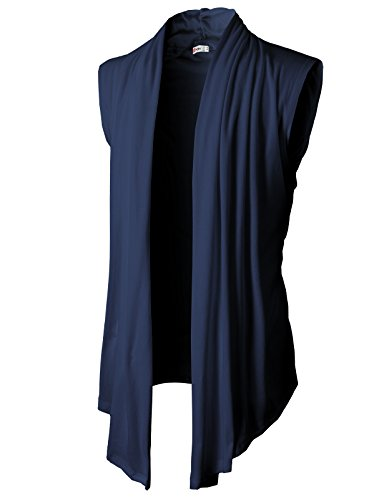 h2h-mens-shawl-collar-sleeveless-cardigan-with-no-button-navy-us-m-asia-l-kmocasl01