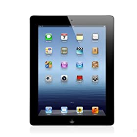 Apple iPad Wi-Fi 16 Go - Noir (3eme generation)