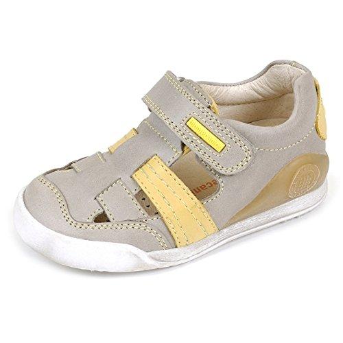 Biomecanics, Sandali bambini grigio giallo 24 grigio Size: 29