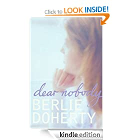 Dear Nobody (Puffin Teenage Books)
