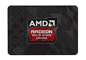 AMD Radeon R7 Series 240GB 2.5-Inch SATA III 7mm Ultra Slim SSD with Toshiba A19nm MLC NAND RADEON-R7SSD-240G