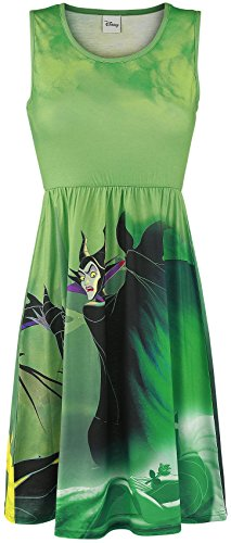 Sleeping Beauty Villains - Maleficent Abito multicolore XL