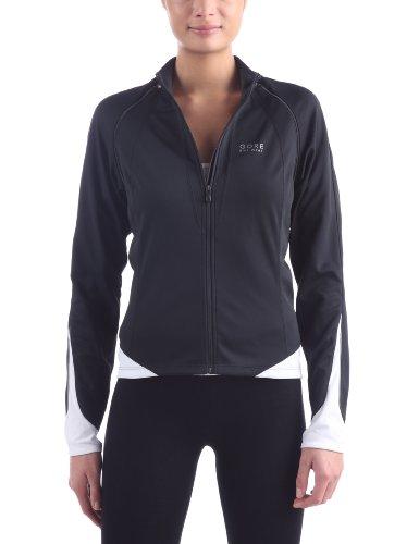 Gore Bike Wear Phantom Windstopper Soft Shell Women's Jacket - Black, 8