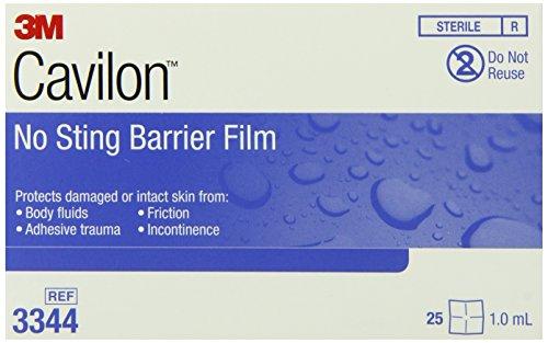 3M Cavilon No Sting Barrier Film 3344 (Pack of 100) (Formula 3 Antifungal Professional compare prices)