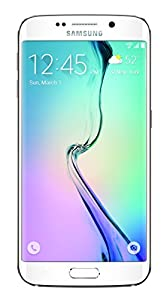 Samsung Galaxy S6 Edge, White Pearl 64GB (Verizon Wireless)