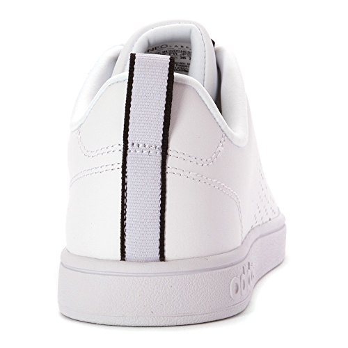 finest selection 72ac7 b3073 pictures of adidas NEO Womens Advantage Clean VS W Casual Sneaker,  WhiteWhite