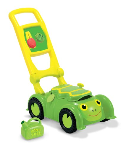 Review Melissa & Doug Tootle Turtle Mower
