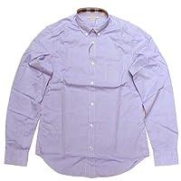 (バーバリー) BURBERRY Yシャツ メンズ ボタンダウン 長袖  [並行輸入品]