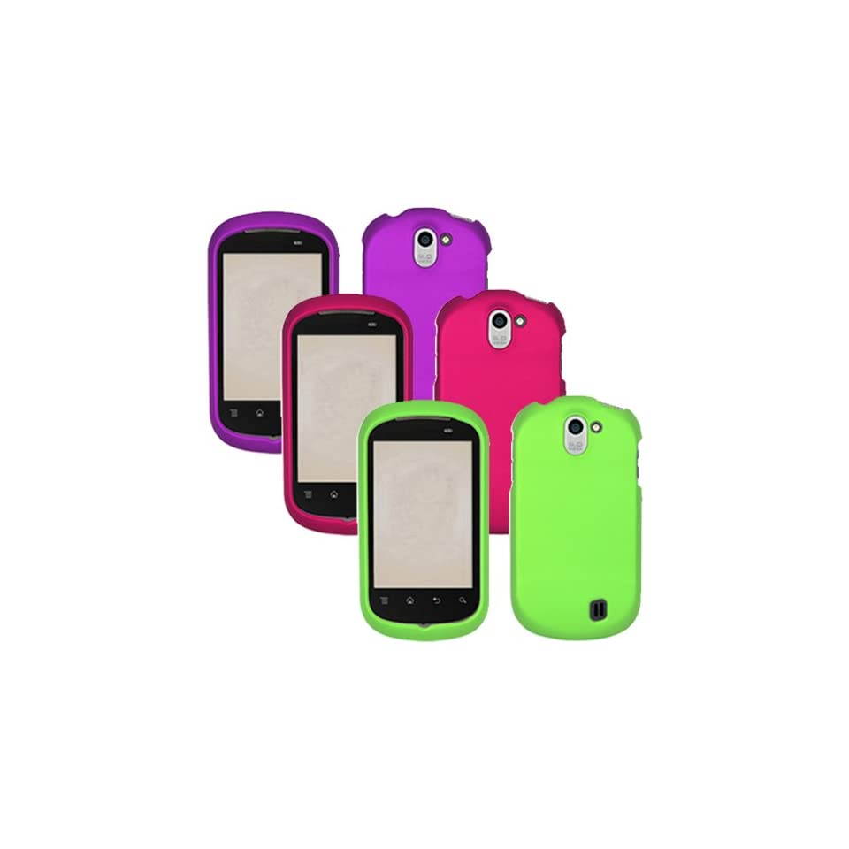T Mobile OEM Sleeve Gel Cover Skin Case for T Mobile LG DoublePlay C729  Pink