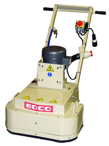 EDCO 50100 Dual-Disc Electric Floor Grinder 1.5 Horsepower 60 Hertz
