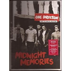 One Direction - Midnight Memories The Ultimate Edition ...