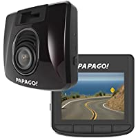 Papago GoSafe S30 Full HD Dash Cam (Black) + Free 8GB Micro SD Card