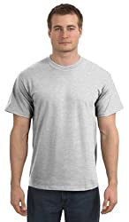 Gildan Ultra Cotton - 100% Cotton T-Shirt. >> S,Ash