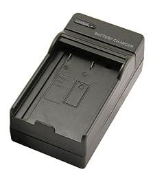 STK\'s Nikon EN-EL9 Battery Charger - for Nikon D3000, D5000, D40, D60, D40X SLR Cameras, MH-23 and Nikon EN-EL9 / EN-EL9a Batteries
