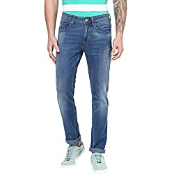 SF Jeans by Pantaloons Men's Jeans 205000005567829_Medium Blue_38