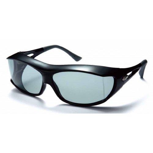 AXE[アックス] 偏光オーバーグラス SG-605P-BK オーバーサングラス