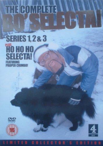 The Complete Bo' Selecta! (Series 1,2,3 & Ho