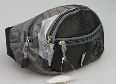 Travel Waist Bag Cargo BumBag Money Hiphop Gag Great for Mobile Phone Holder