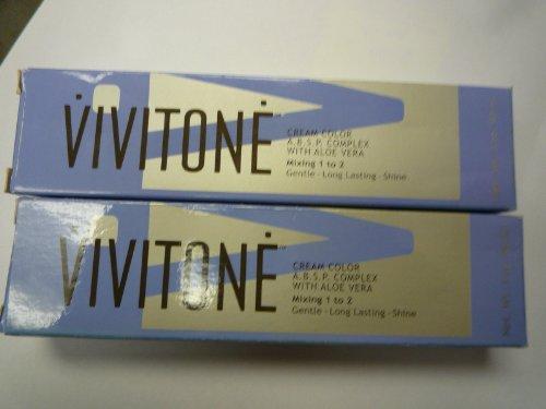 vivitone cream hair color 6gc dark golden copper by vivitone - K Pour Karit Coloration