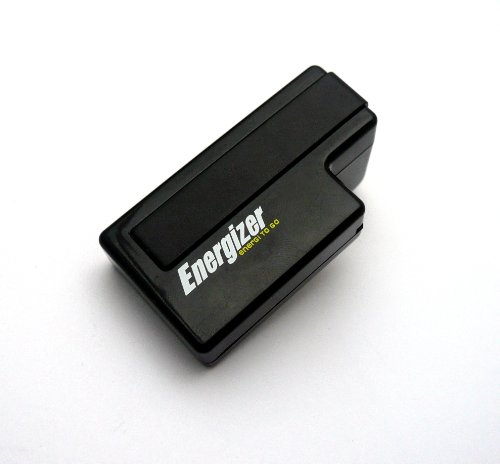 Energizer Mini-Usb Portable Charger For Blackberry - Black