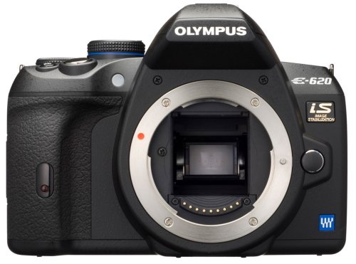 Olympus E-620 Digital SLR Camera (Body Only)