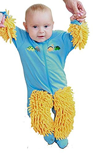 Baby Mop - The Original As Seen on TV! (6-9 months, Boys)