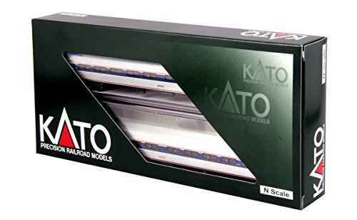 spur-n-kato-set-amtrak-2-wagen