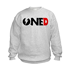 CafePress Power One Direction Kids Sweatshirt