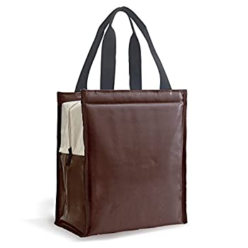 Lunch Bags for Women & Men by ARTICLE; Insulated & Reusable Tote