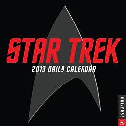 Star Trek 2013 Daily Calendar