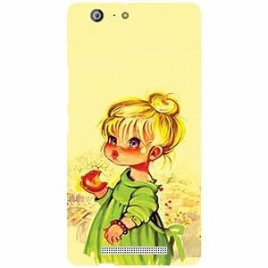 Printland Phone Cover For Gionee Marathon M5