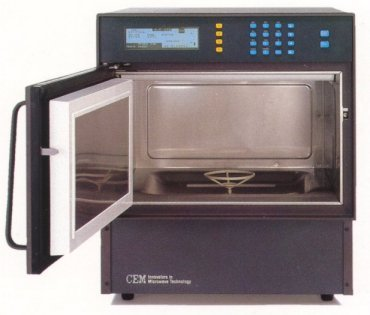 Nevada Weighing'Stm Reconditioned Cem Labwave 9000 Moisture / Solids Microwave Analyzer With 1 Year Warranty!