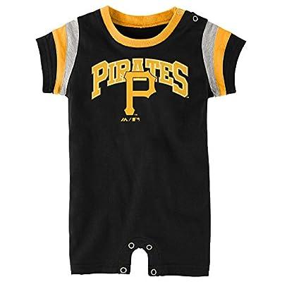 Pittsburgh Pirates Newborn Romper