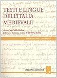 I testi e le lingue dell'Italia medievale (8884026555) by Odile Redon