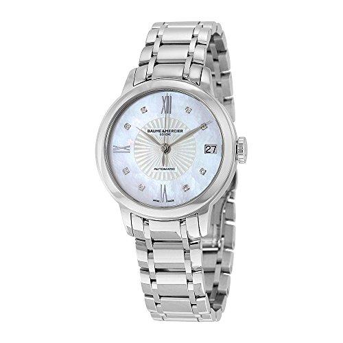 baume-mercier-classima-orologio-donna-quadrante-madreperla-con-decorazione-soleil-e-diamanti-cassa-e