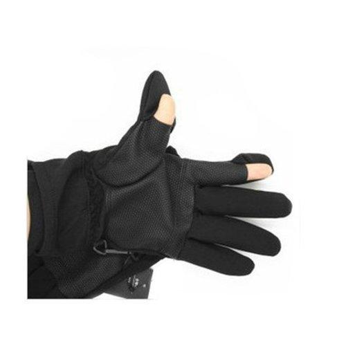 New Photography Winter Gloves For Canon Eos Camera 650D 550D 500D 60D 50D 7D 6D