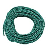Nite Ize RR-04-50 Reflective Cord, 50 Feet, Green