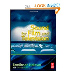 Sound for Film and Television Tomlinson Holman