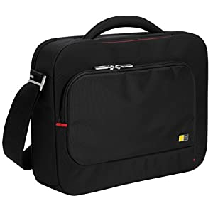Case Logic TNC-218 18-Inch Laptop Briefcase (Black)