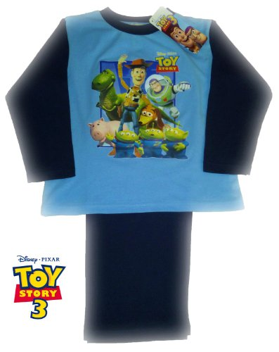 Toy Story Woody and Buzz Long Pyjamas 5-6 Years