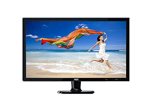 Aoc I2721Vh / 27-Inch Ips Led-Lit Monitor, Full 1080P, 5Ms, 20M:1 Dcr, Vga/Dvi/Hdmi, Vesa