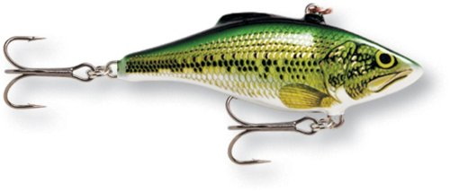 Rapala Rattlin 05 Fishing lure (Baby Bass, Size- 2)