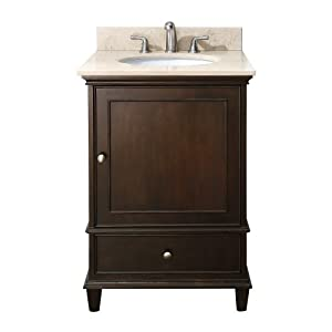 vs24 wa windsor 24 inch vanity combo bathroom vanities
