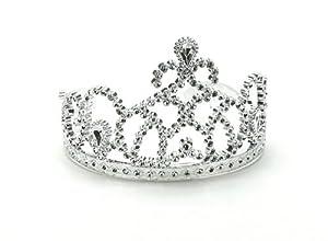 Silver Princess Tiara Party Supplies