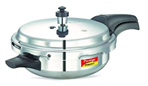 Prestige Popular Aluminum Junior Deep Pressure Pan by Prestige