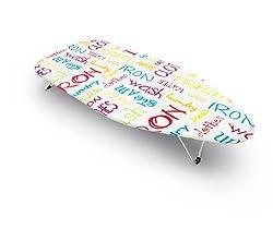 Bonita IB01-011L-BT Mini Tabletop Ironing Board (Grey)